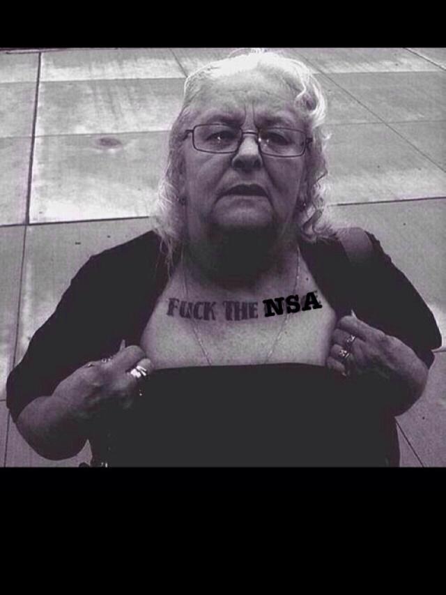 NSA Dame