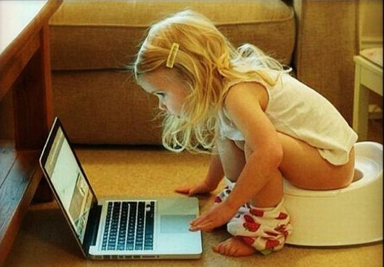 Meisje online