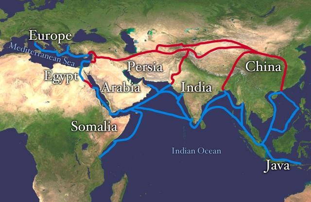 Silk Route voor Corridoria