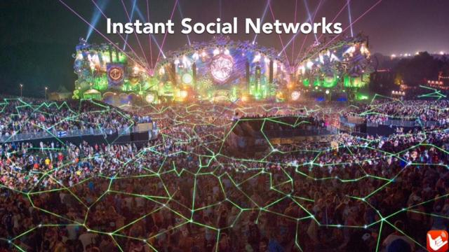 Instant Soc network