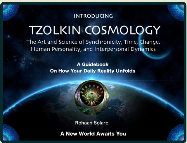 Tzolkin Cosmology