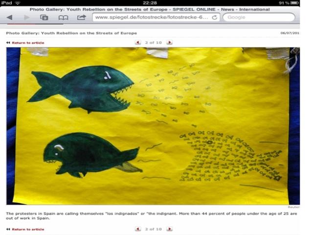 Vissen Spanje M15 2011