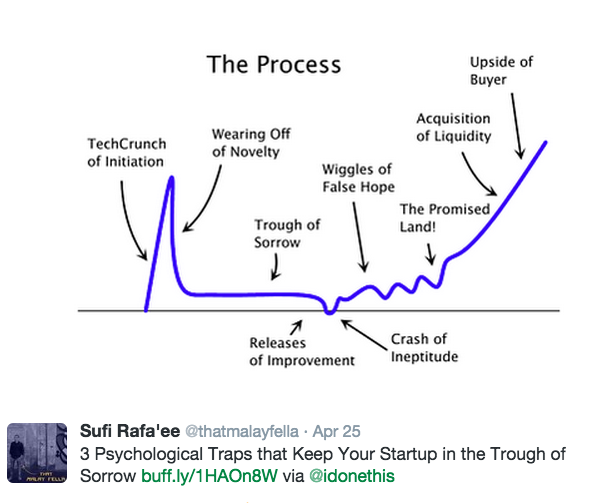 startup reality