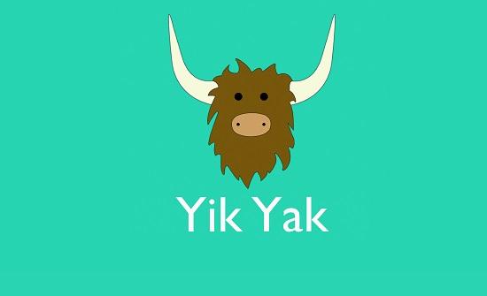 Yikyak blog