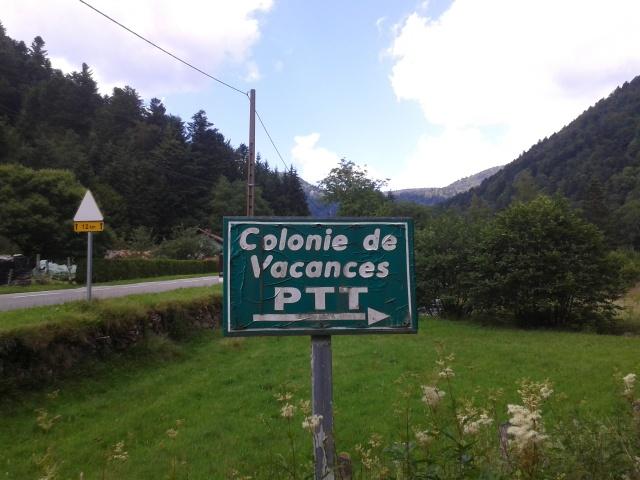 Frans PTT bord