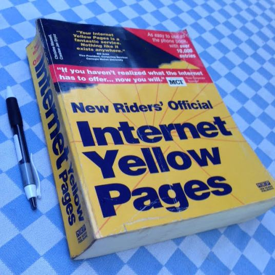 Yellow pages int