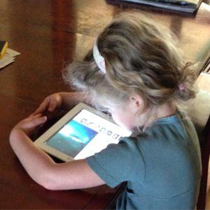 bette op iPad