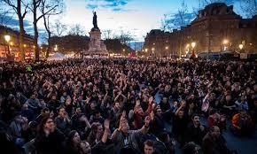 French demonstr