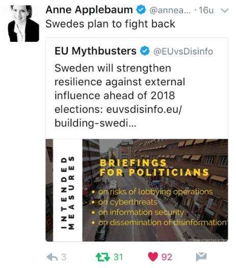 zweden maatreg