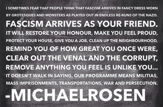 fascism rosen