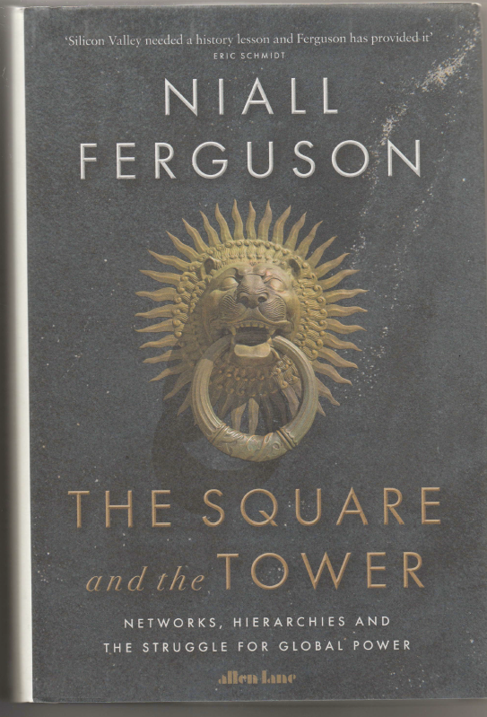 Square and Tower Book