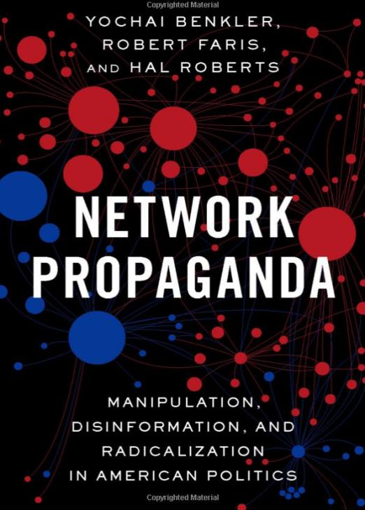 Benkler book Netw Prop