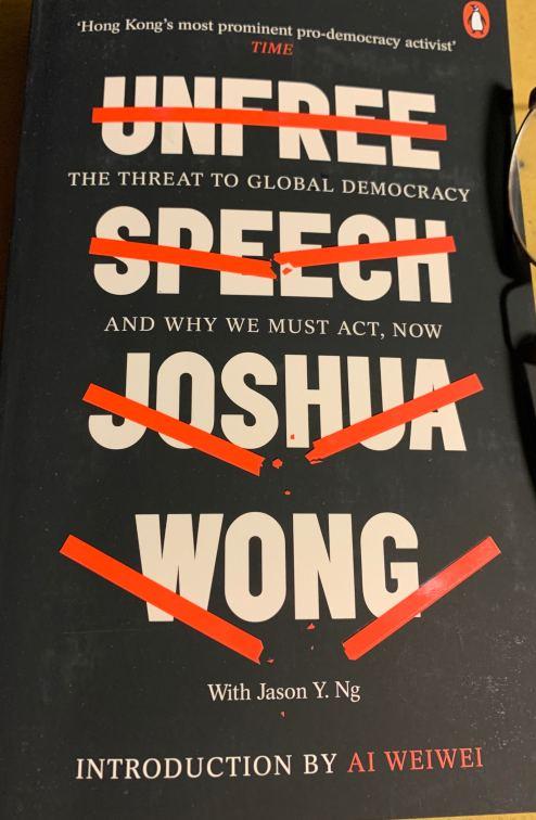 HongKong boek